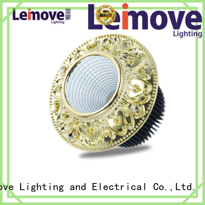 commercial illumination dimmable led downlights round surface mounted for wholesale