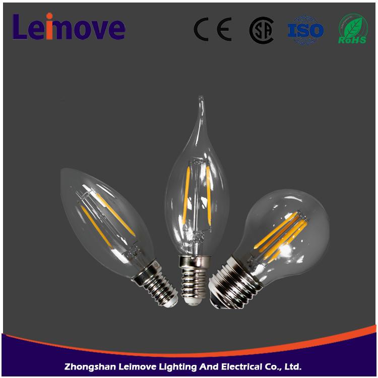 Professional Good Quality e14 hot sale lifx led bulb 2W led bulb lighting