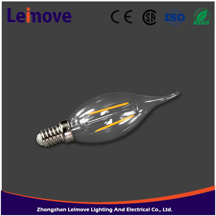 Professional Good Quality e14 hot sale lifx led bulb 2W led bulb lighting