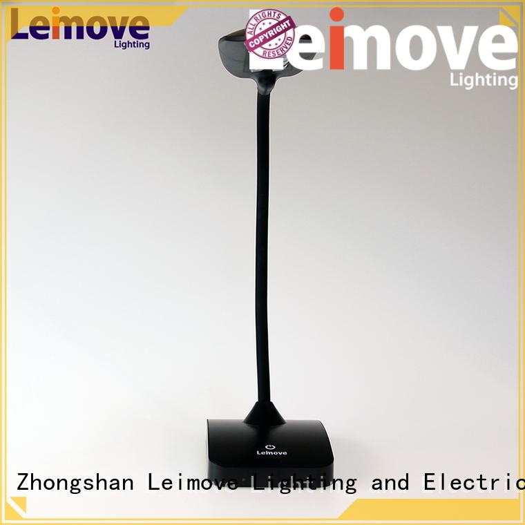 Leimove eye-protection led study lamp bulk production for sale