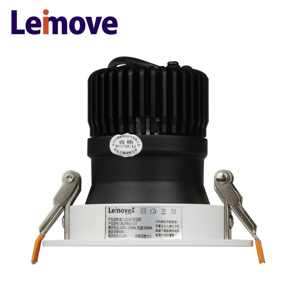 LED recessed spot light CRI90 25W