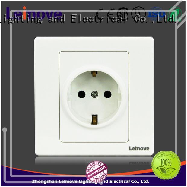 Leimove highly-rated plug socket aerospace streamline