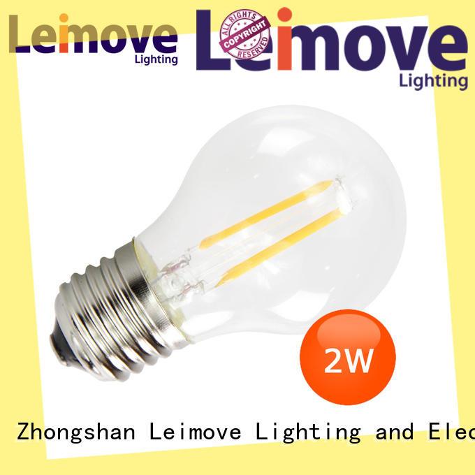 Leimove years warranty dimmable led light bulbs waterproof for customization