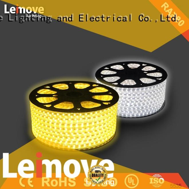Leimove low power consumption best led strip lights at discount for customization