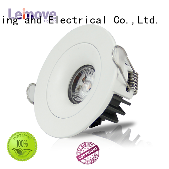 Leimove commercial illumination slim led downlights custom made for wholesale