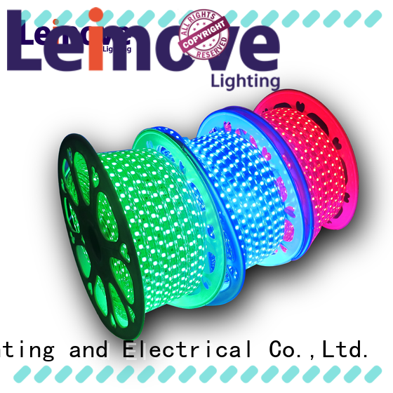 Leimove waterproof best led strip lights at discount for customization