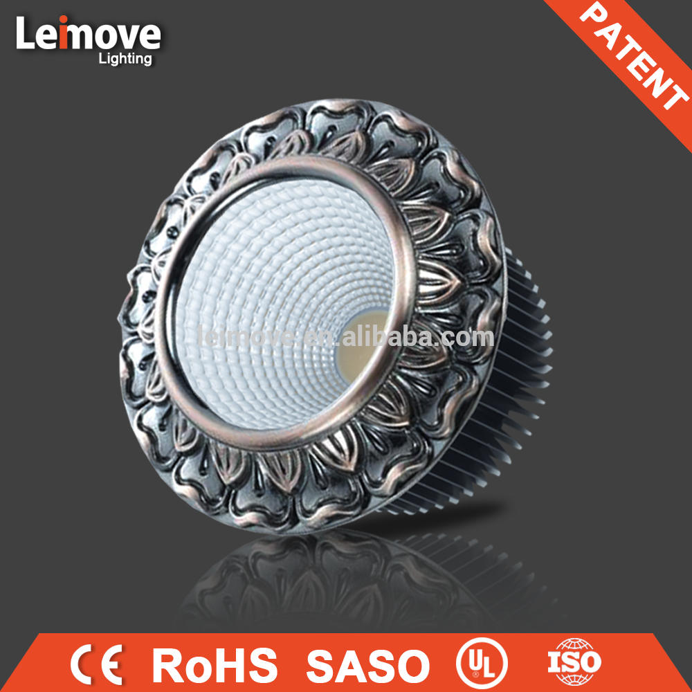 LED China LED Spotlight 10W Ac100-240V Recessed COB high lumen mr16 led spotlight