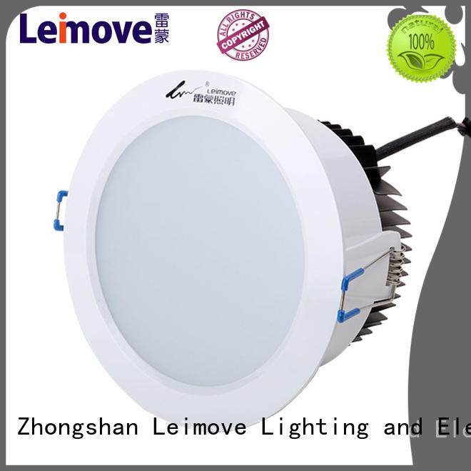 commercial illumination led recessed downlights energy-saving surface mounted for sale