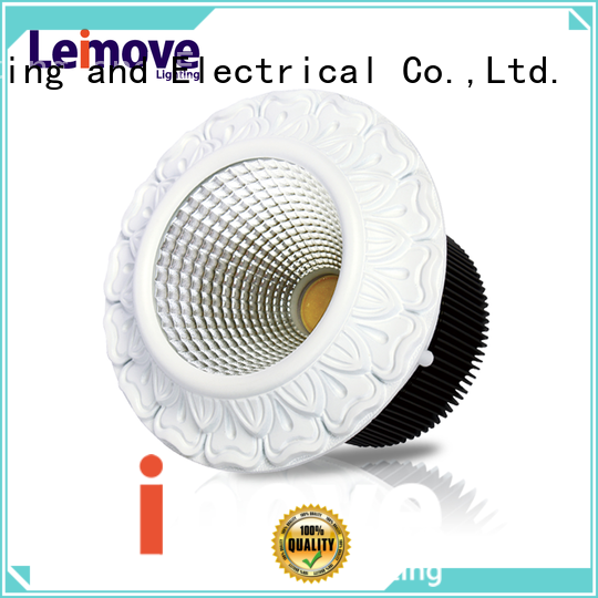 Leimove years warranty bathroom led downlights custom made for wholesale