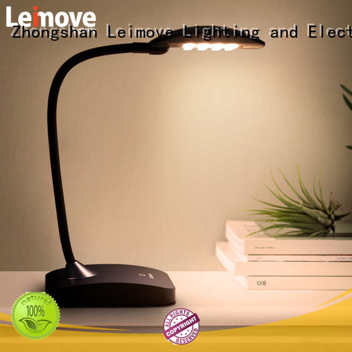 popular dimmable led desk lamp blue high-quality for sale