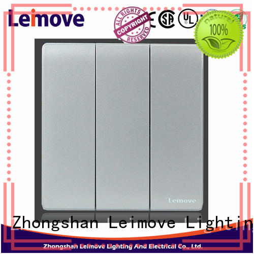 Leimove shock resistance electric switch free delivery for light
