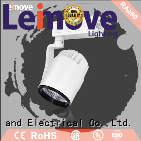 ce approved led track light bulbs fixture free sample for customization