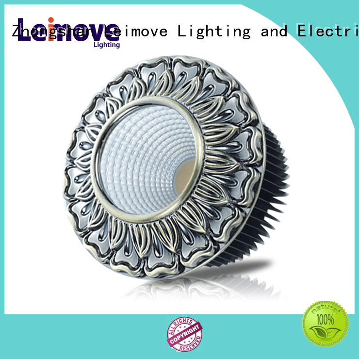 Leimove years warranty led down light surface mounted for customization