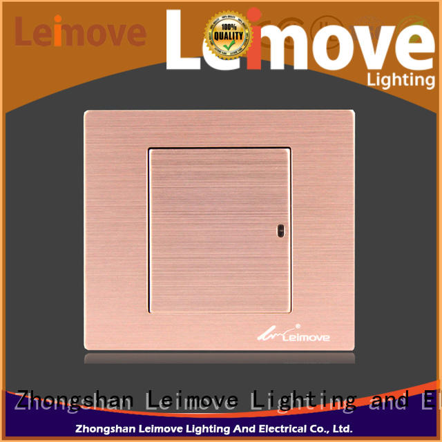 high tensile strength electric switch high-quality simple structure for light