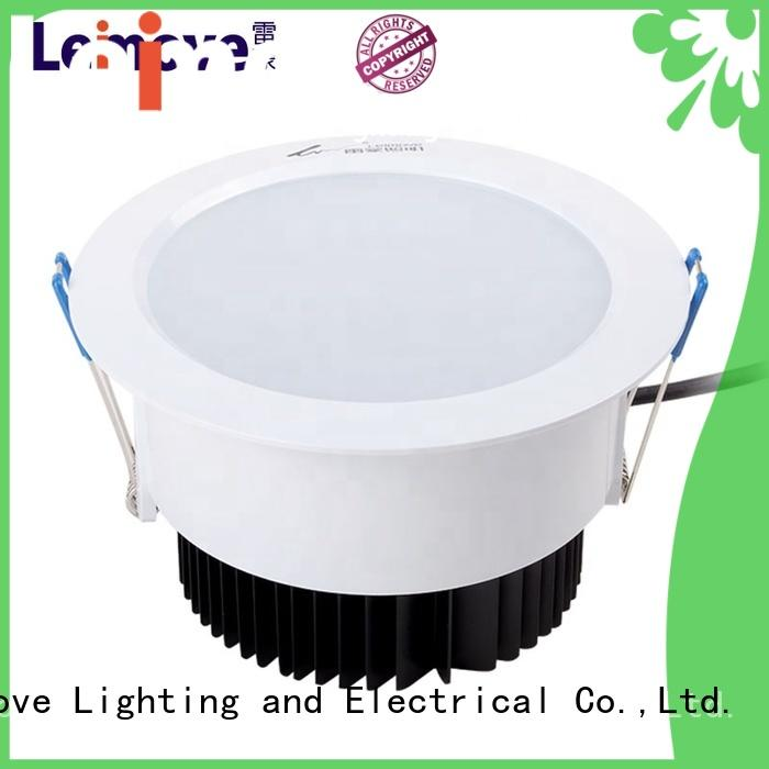 Leimove cob bathroom led downlights surface mounted for sale