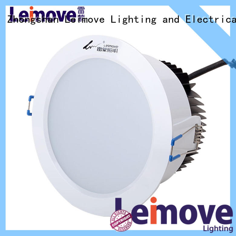 Leimove anti-dazzling outdoor led downlights custom made for wholesale