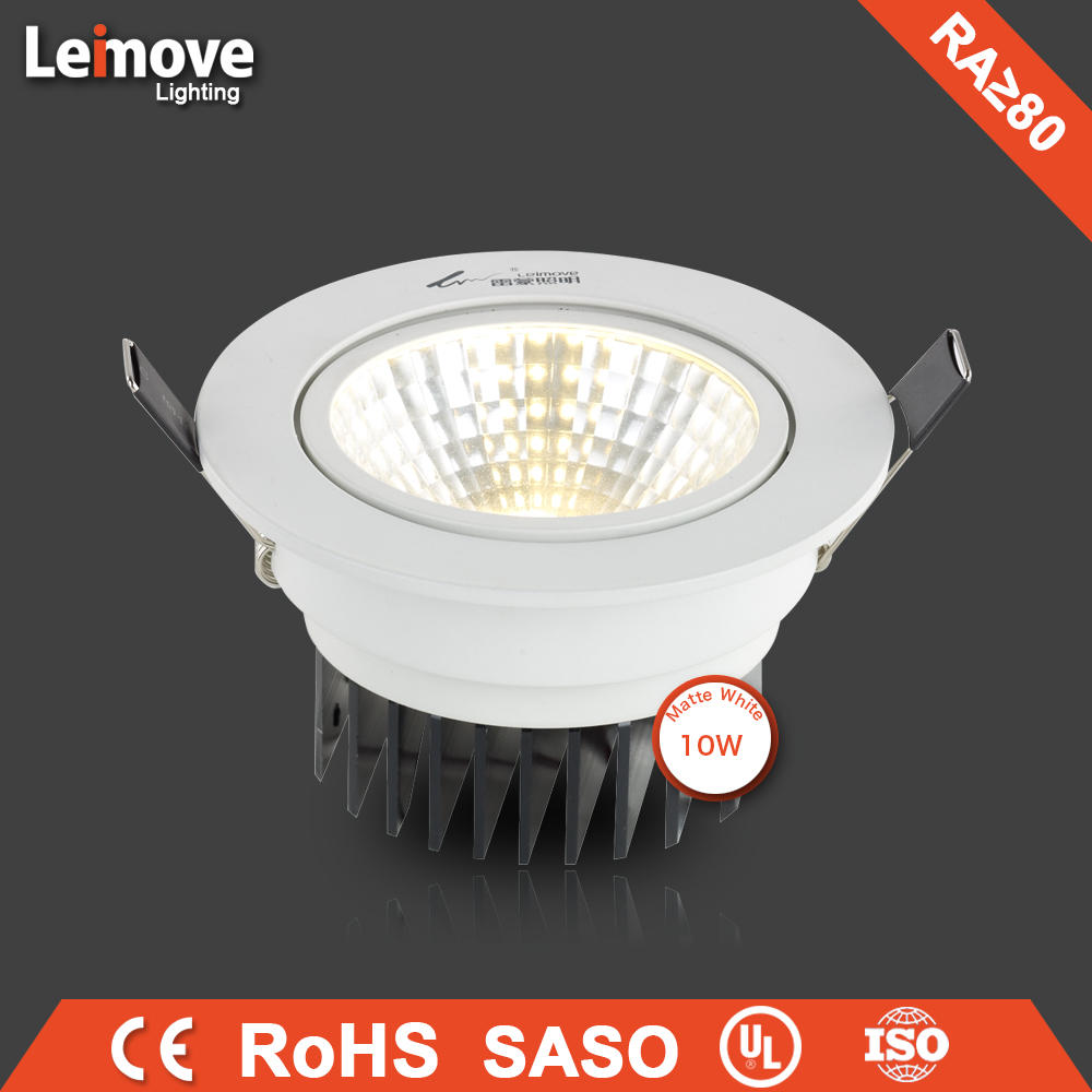 China Best 220V 10W CE ROHS MR16 GU10 excellent quality wall mounted led spotlight