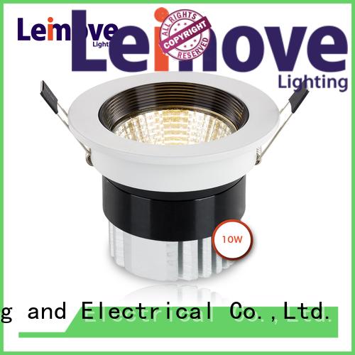Leimove copper spot lights led ceiling for sale