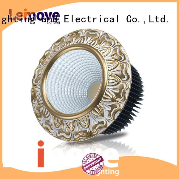 Leimove recessed led recessed downlights surface mounted for customization