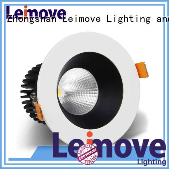 Leimove years warranty dimmable led downlights custom made for sale