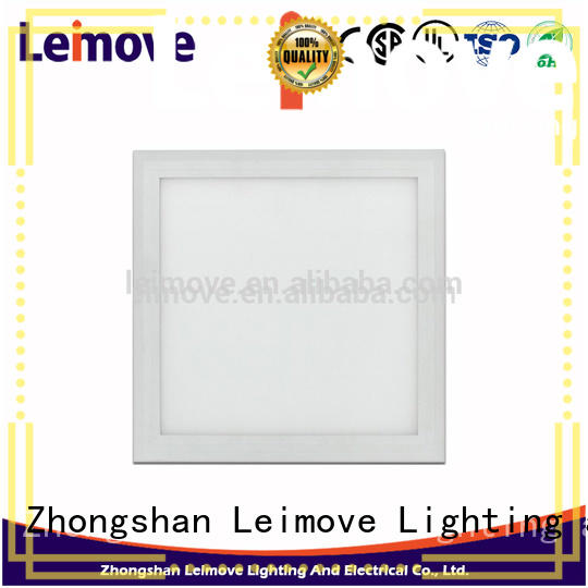 dimmable led square panel light indoor lighting high-quality for customization