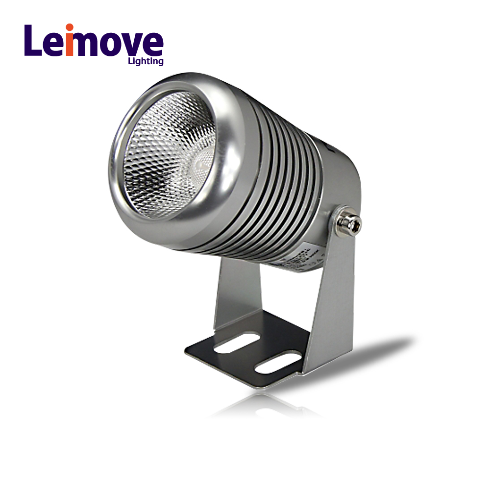 Leimove gu10/mr16 16 degree beam angle 4000lm 40w rgb led spotlight
