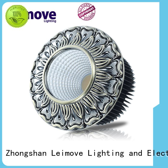 recessed dimmable led downlights anti-dazzling white milky for wholesale
