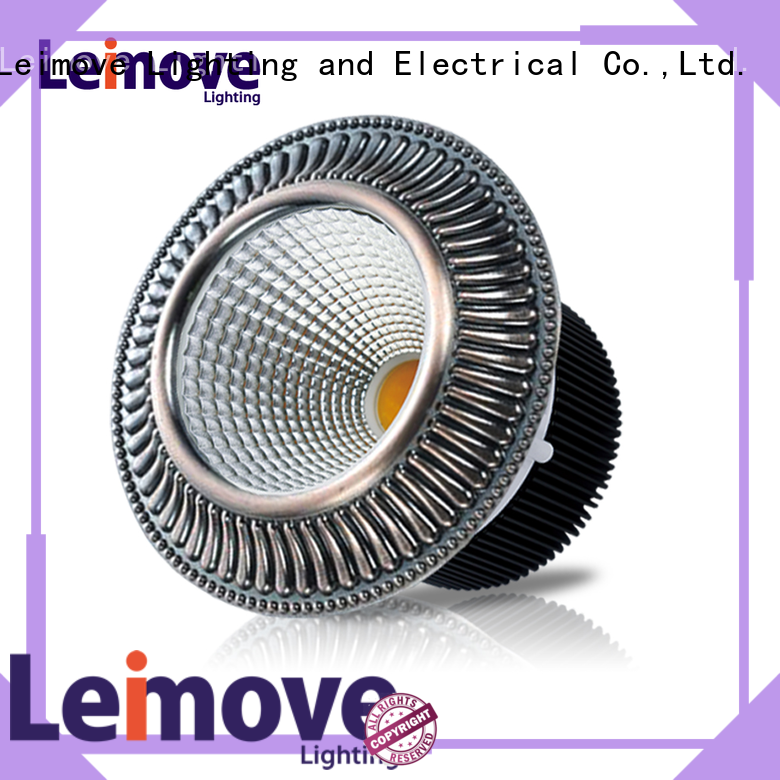 Leimove round shape bathroom spotlights led ultra bright