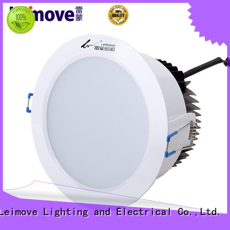 recessed slim led downlights ceiling decoration custom made for sale