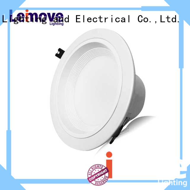years warranty bathroom led downlights ceiling decoration custom made for customization