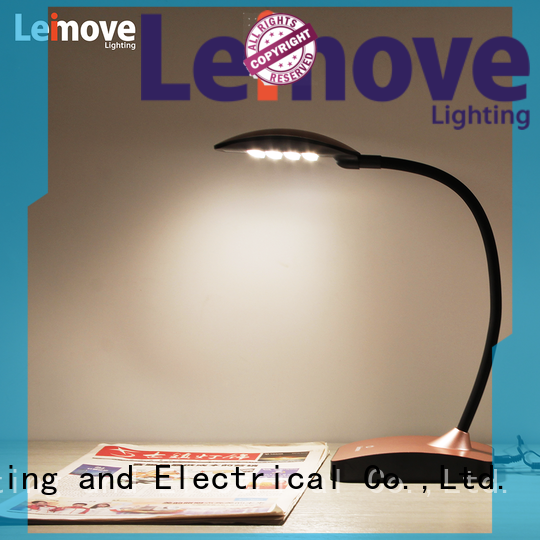 Leimove universal best led desk lamp high-quality for wholesale