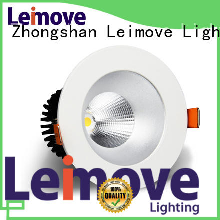 years warranty slim led downlights round surface mounted for sale