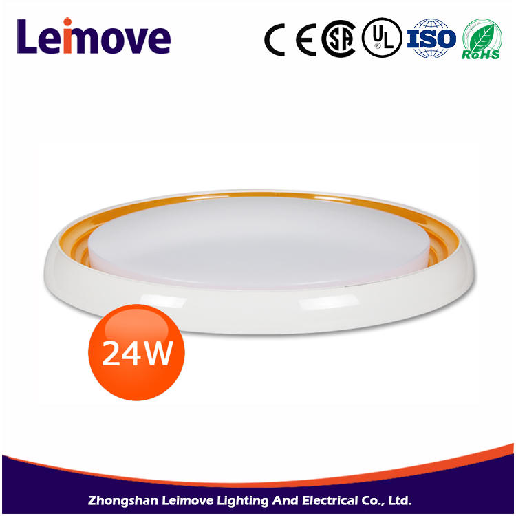 Hot Sell LED Popular Modern Crystal led ceiling light round 12w