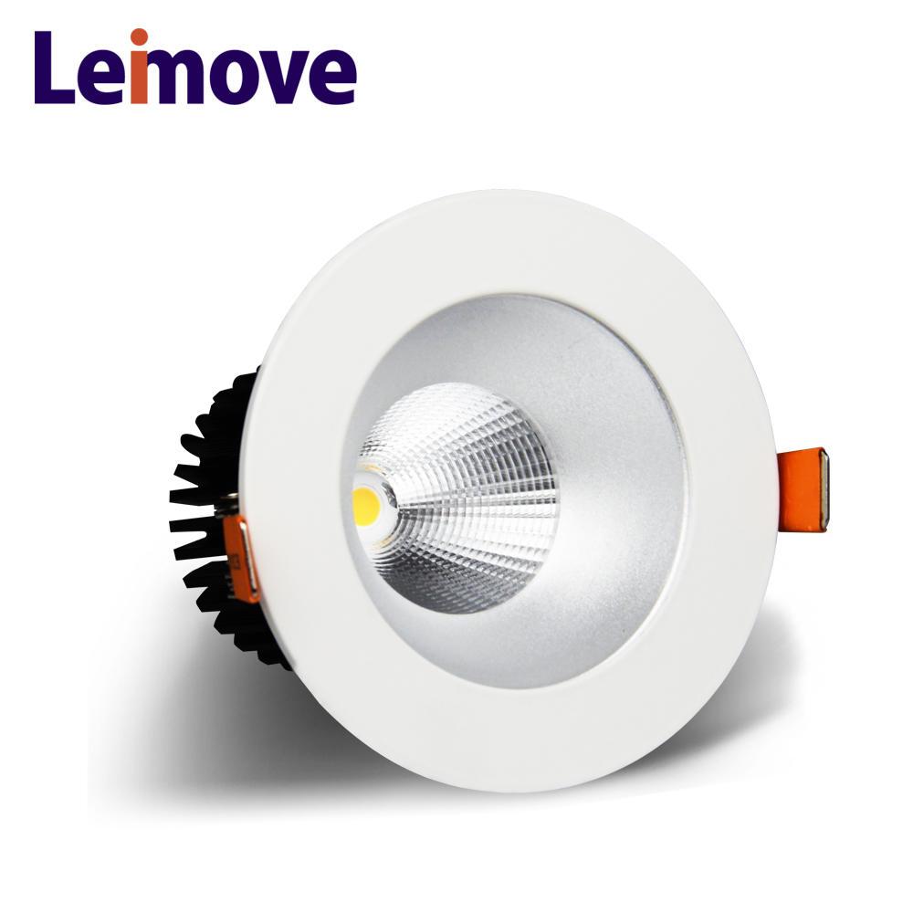 2018 new design COB 15w saa led downlight recessed