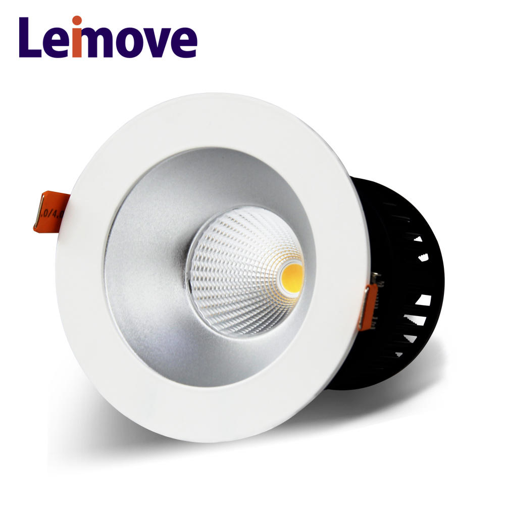 2018 new design COB 15w saa led downlight recessed