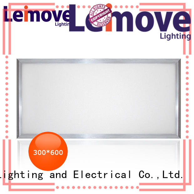 Leimove surface-mounted led square panel light high-quality for sale
