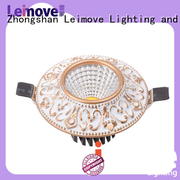 Leimove commercial illumination led down light custom made for sale