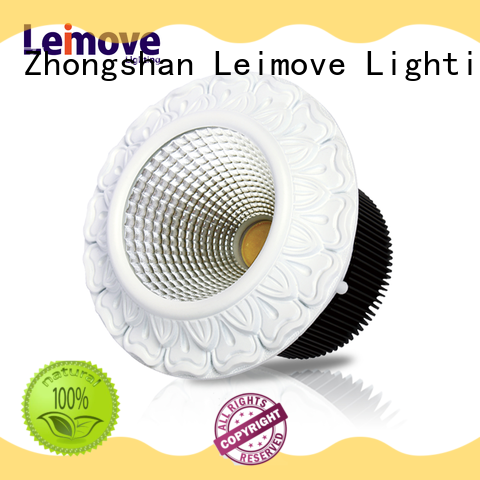 Leimove gold spot lights led ceiling for wholesale