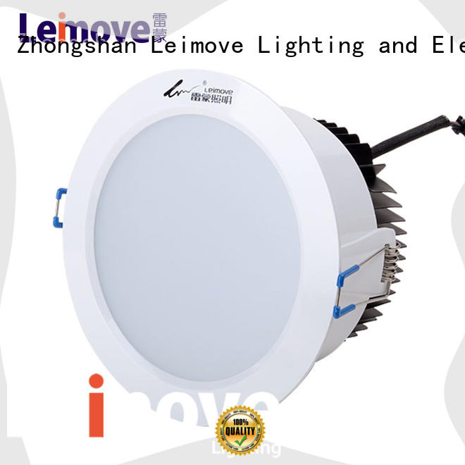 Leimove years warranty outdoor led downlights custom made for wholesale