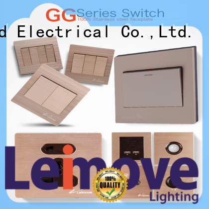 Leimove high-quality electric switch easy assembly for wholesale