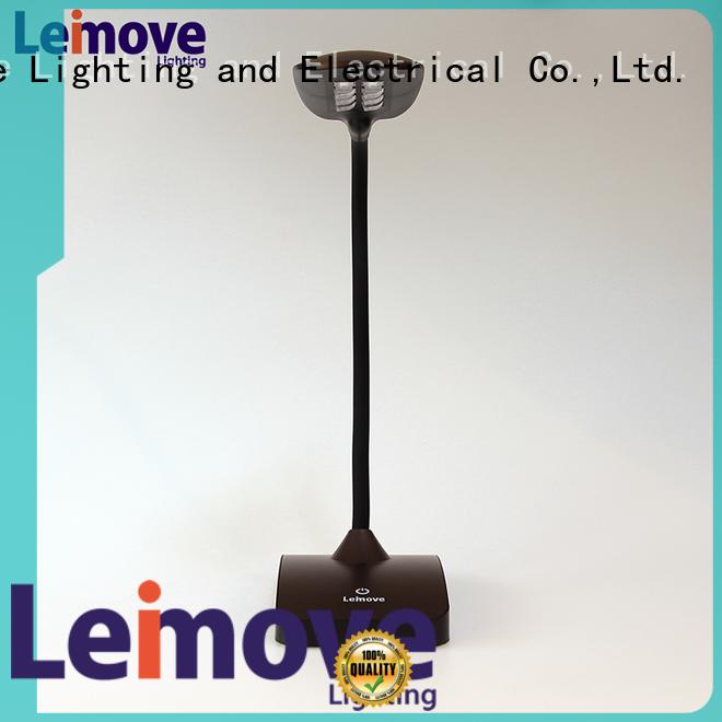 Leimove popular led reading lamp bulk production for student