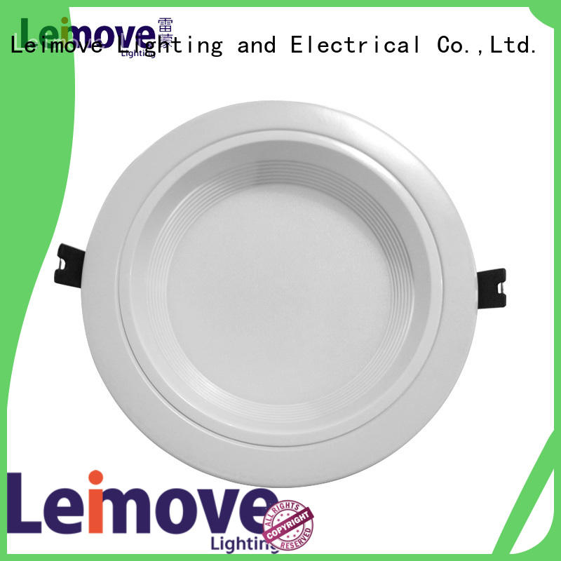 Leimove anti-dazzling led down light surface mounted for customization