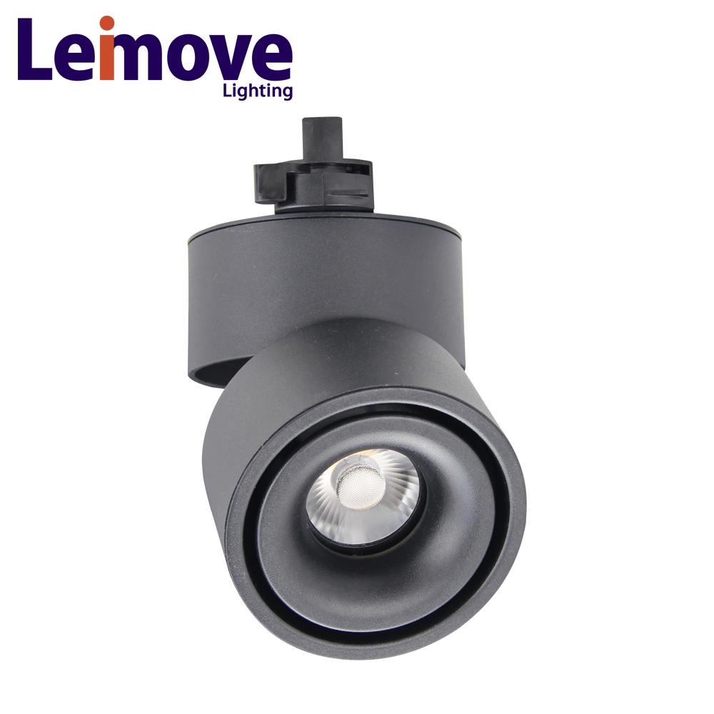 2018 high lumen led cob track light 5w