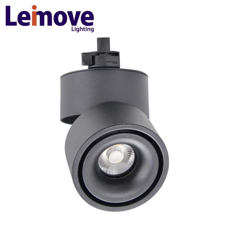 2018 high lumen led cob track light 5w