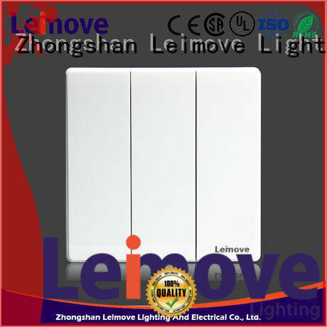 Leimove high-quality electric switch easy assembly for light