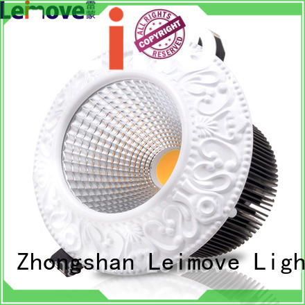 Leimove gold best led spotlight ceiling for sale