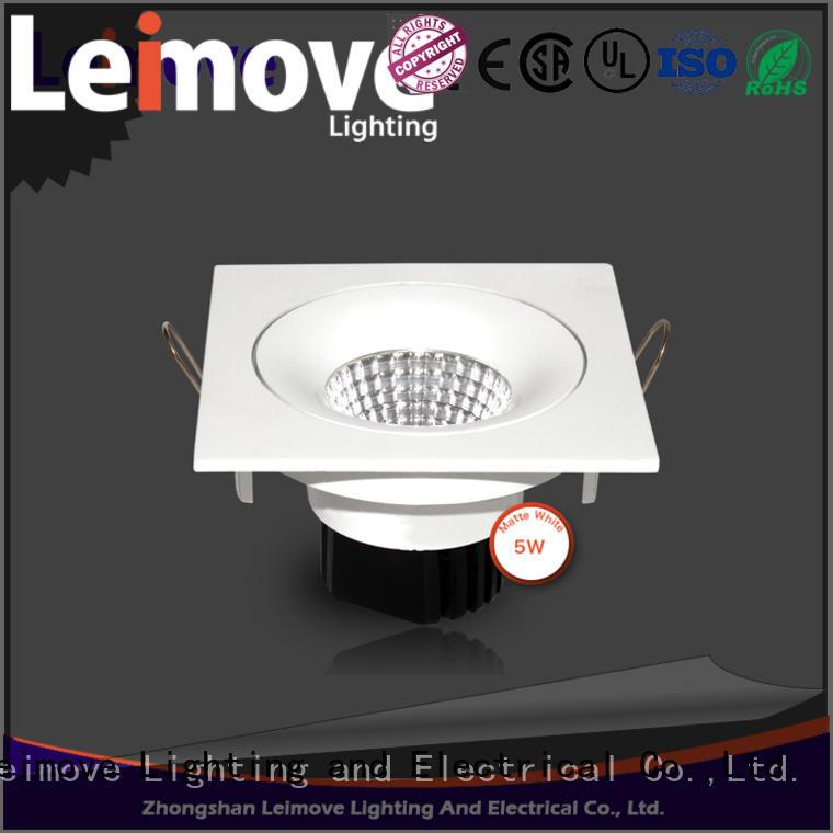 Leimove energy-saving spot led gu10 ultra bright