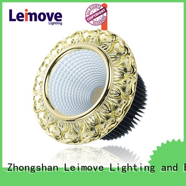 energy-saving best led spotlight round shape ceiling for decoration