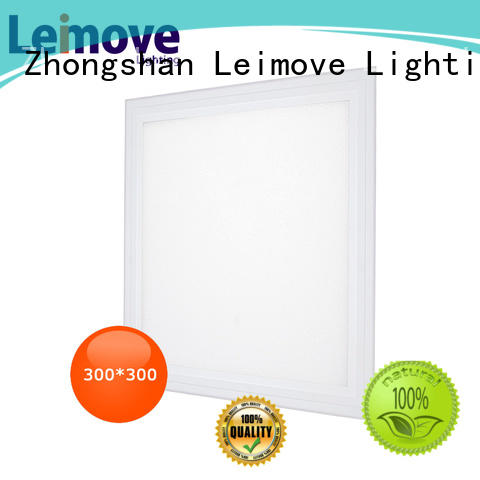 Leimove anti-fog led square panel light high-quality for customization