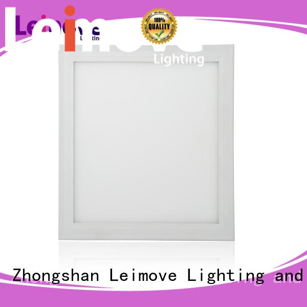 Leimove anti-fog led square panel light hot-sale for customization